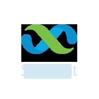 SkyLimit логотип и элементы фирменного стиля
